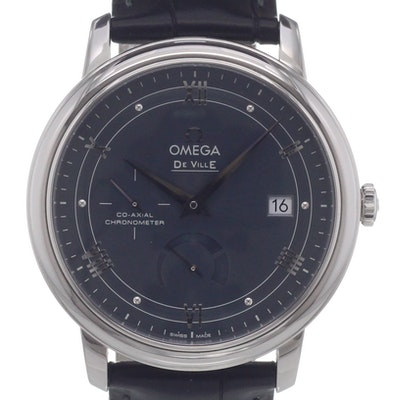Omega De Ville Prestige Co-Axial Power Reserve - 424.13.40.21.03.002