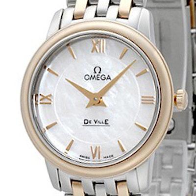 Omega De Ville Prestige Quartz - 424.20.27.60.05.002