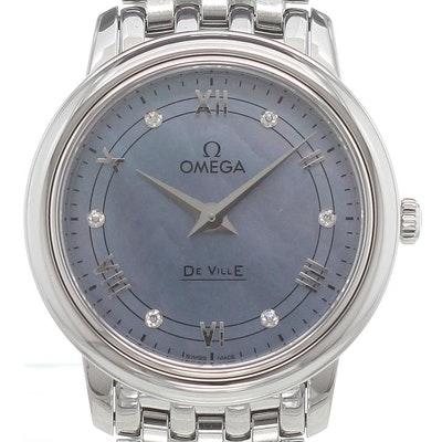 Omega De Ville Prestige Quartz - 424.10.27.60.57.001