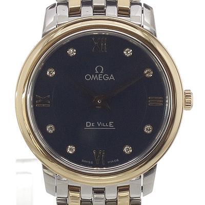 Omega De Ville Prestige Quartz - 424.20.27.60.53.002