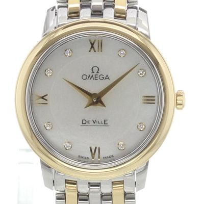 Omega De Ville Prestige Quartz - 424.20.27.60.55.001