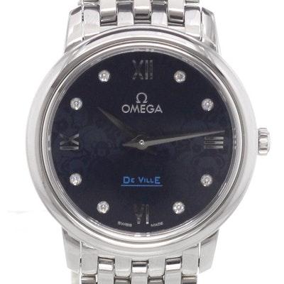 Omega De Ville Prestige Quartz - 424.10.27.60.53.003