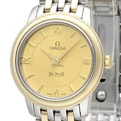 Omega De Ville Prestige Quartz - 424.20.24.60.08.001