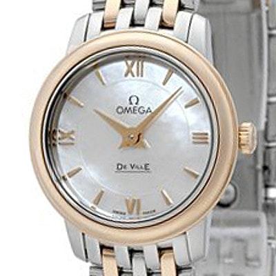 Omega De Ville Prestige Quartz - 424.20.24.60.05.002