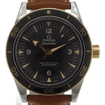 Omega Seamaster 300 Master Co-Axial - 233.22.41.21.01.001