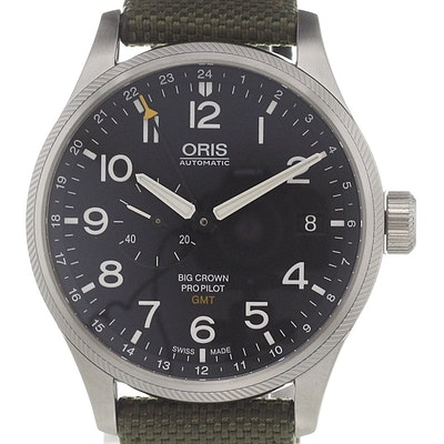 Oris Big Crown ProPilot GMT - 01 748 7710 4164-07 5 22 14FC