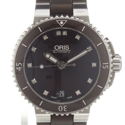 Oris Aquis Date - 01 733 7652 4192-07 5 18 12FC