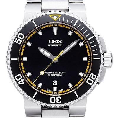 Oris Aquis Date - 01 733 7653 4127-07 8 26 01PEB