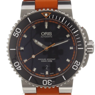 Oris Aquis Date - 01 733 7653 4128-07 4 26 32EB