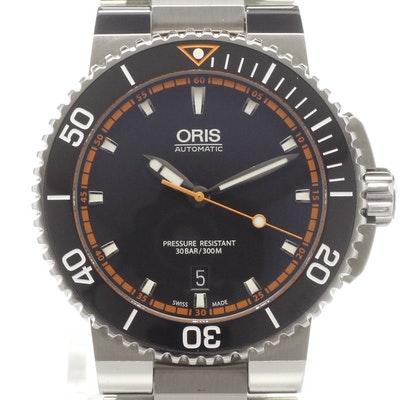 Oris Aquis Date - 01 733 7653 4128-07 8 26 01PEB