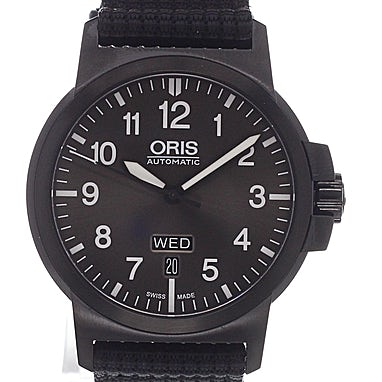 Oris BC3 Advanced Day Date - 01 735 7641 4733-07 5 22 24B