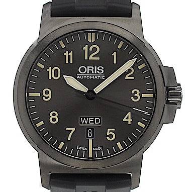 Oris BC3 Advanced Day Date - 01 735 7641 4263-07 4 22 05G