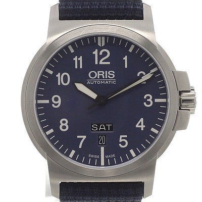 Oris BC3 Advanced Day Date - 01 735 7641 4165-07 5 22 26