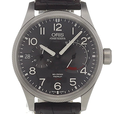 Oris Big Crown ProPilot - 01 111 7711 4163-Set 1 22 72FC