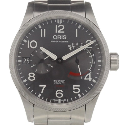 Oris Big Crown ProPilot - 01 111 7711 4163-Set 8 22 19