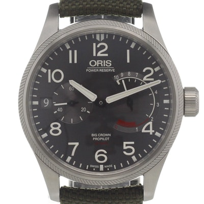 Oris Big Crown ProPilot - 01 111 7711 4163-Set 5 22 14FC