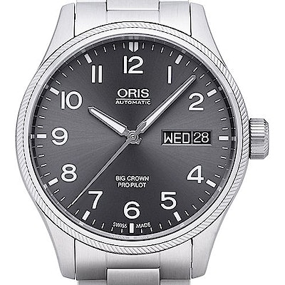 Oris Big Crown ProPilot Day Date - 01 752 7698 4063-07 8 22 19