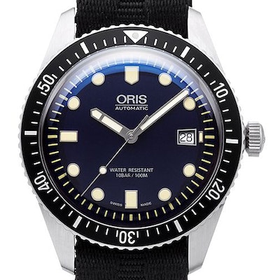 Oris Divers Sixty-Five - 01 733 7720 4055-07 5 21 26FC