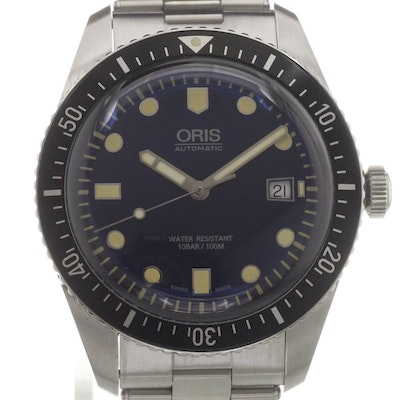 Oris Divers Sixty-Five - 01 733 7720 4055-07 8 21 18