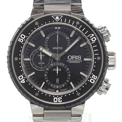 Oris ProDiver Chronograph - 01 774 7727 7154-Set