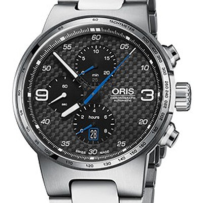 Oris Williams Chronograph - 01 774 7717 4164-07 8 24 50