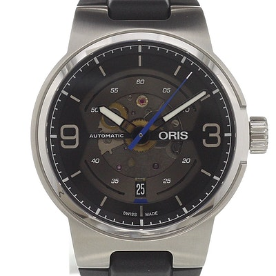 Oris Williams Engine - 01 733 7716 4164-07 4 24 50