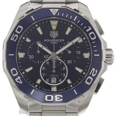 Tag Heuer Aquaracer Chronograph - CAY111B.BA0927