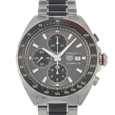 Tag Heuer Formula 1 Calibre 16 Automatic Chronograph - CAZ2012.BA0970