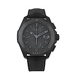 Tag Heuer Aquaracer Calibre 16 Automatic Chronograph Black Phantom - CAY218B.FC6370