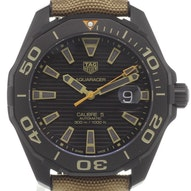 Tag Heuer Aquaracer Caliber 5 - WAY208C.FC6383
