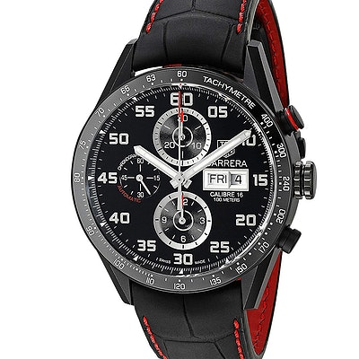 Tag Heuer Carrera Calibre 16 Day-Date Automatic Chronograph - CV2A81.FC6237