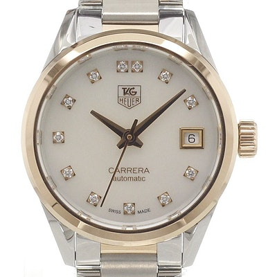 Tag Heuer Carrera Calibre 9 Automatic - WAR2452.BD0777