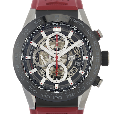 Tag Heuer Carrera Calibre HEUER 01 - CAR2A1Z.FT6050