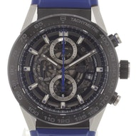 Tag Heuer Carrera Caliber HEUER 01 Blue Touch Edition - CAR2A1T.FT6052