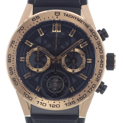 Tag Heuer Carrera Calibre Heuer 02T Automatic Chronograph - CAR5A5Z.FC6377