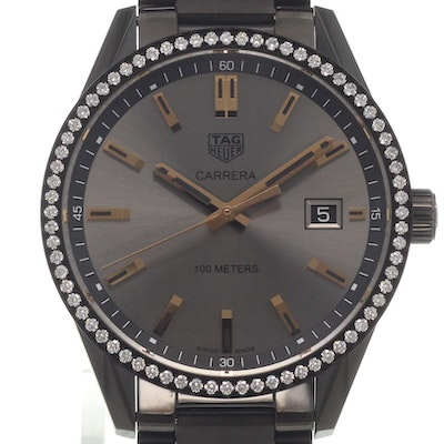 Tag Heuer Carrera  - WAR1115.BA0602