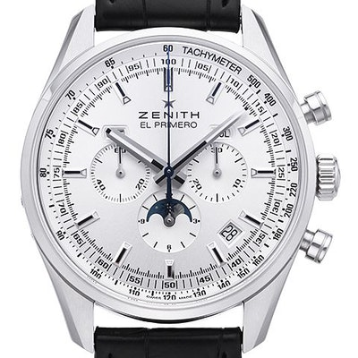 Zenith El Primero 410 - 03.2091.410 / 01.C494