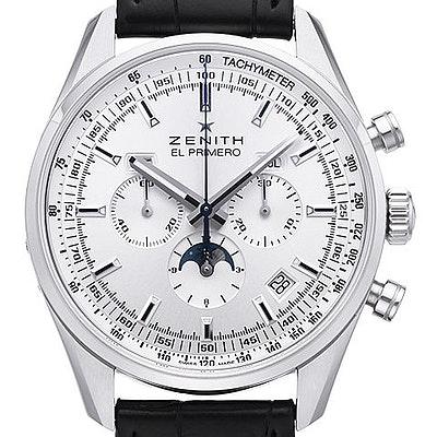 Zenith El Primero 410 - 03.2091.410/01.C494
