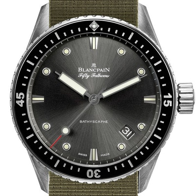 Blancpain Fifty Fathoms Bathyscaphe - 5000-1110-NAKA