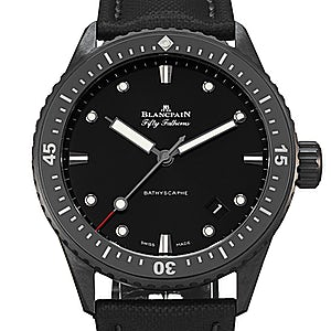 Blancpain Fifty Fathoms 5000-0130-B52A