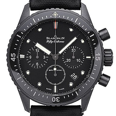 Blancpain Fifty Fathoms Chronograph Flyback - 5200-0130-B52A