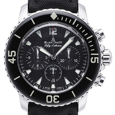 Blancpain Fifty Fathoms Chronograph Flyback - 5085F-1130-52B