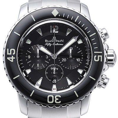 Blancpain Fifty Fathoms Chronograph Flyback - 5085F-1130-71S