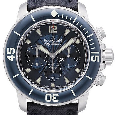 Blancpain Fifty Fathoms Chronograph Flyback - 5085FB-1140-52B