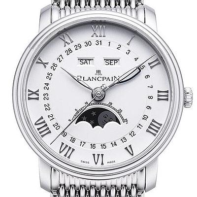Blancpain Villeret  - 6654-1127-MMB