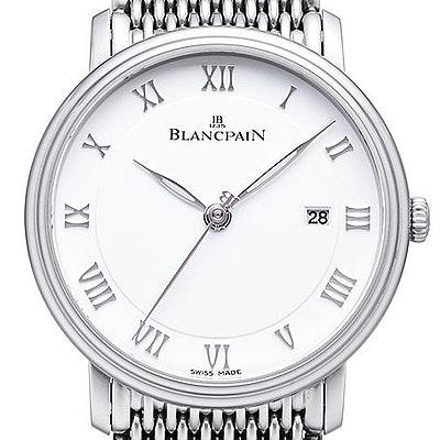 Blancpain Villeret Ultraflach - 6651-1127-MMB