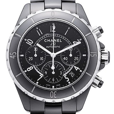 Chanel J12 Chronograph - H0940