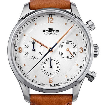 Fortis Tycoon Chronograph a.m. - 904.21.12 L28