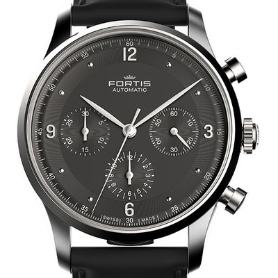 Fortis Tycoon Chronograph p.m. - 904.21.11 L01