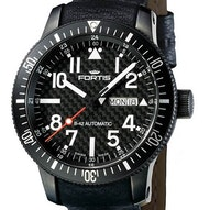 Fortis B-42 Black Automatic Day / Date - 647.28.81 L01